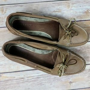 Sperry | Audrey boat shoes 8.5
